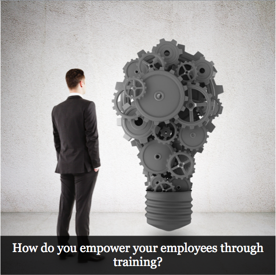 how to empower employees to make decisions